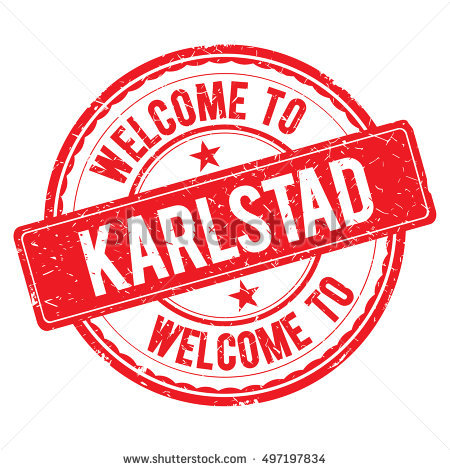 Karlstad Stock Photos, Royalty.