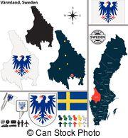 Karlstad Vector Clipart Royalty Free. 4 Karlstad clip art vector.