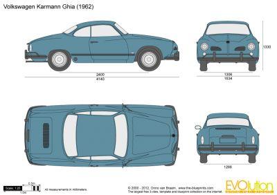 Volkswagen Karmann Ghia.