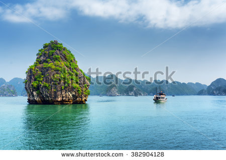Halong Bay Vietnam Stock Photos, Royalty.
