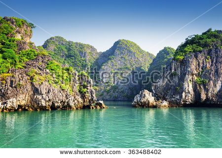 Vietnam Tonkin Stock Photos, Royalty.