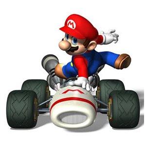 Mario Kart Clip Art.
