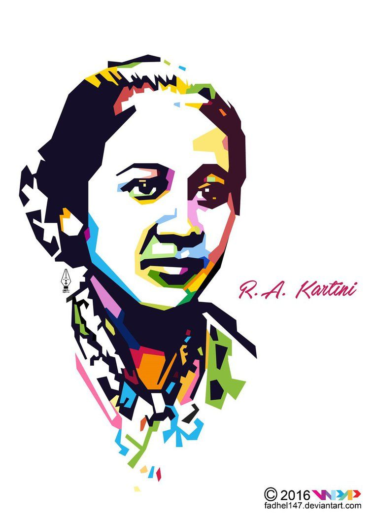 Kartini by Fadhel147.