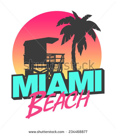 Miami Stock Images, Royalty.