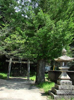 Karube Shrine.