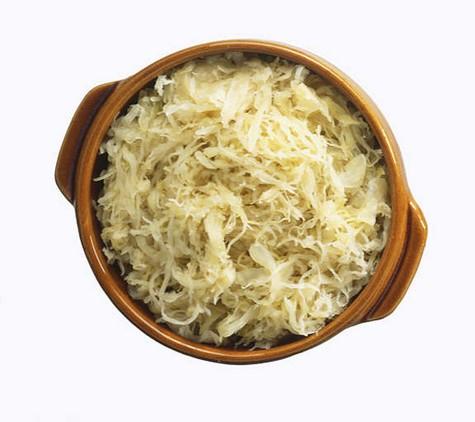 Part 5: Kimchi vs. Sauerkraut.