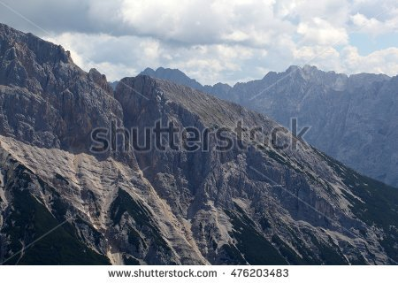 Karwendel Mountain Stock Photos, Royalty.