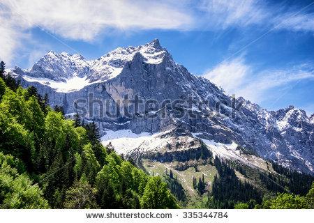 Karwendel Range Stock Photos, Images, & Pictures.