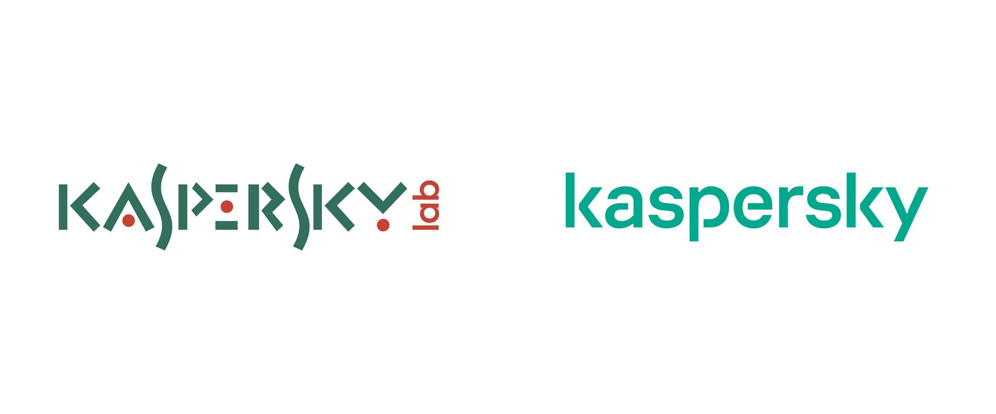 Brand New: New Logo for Kaspersky.