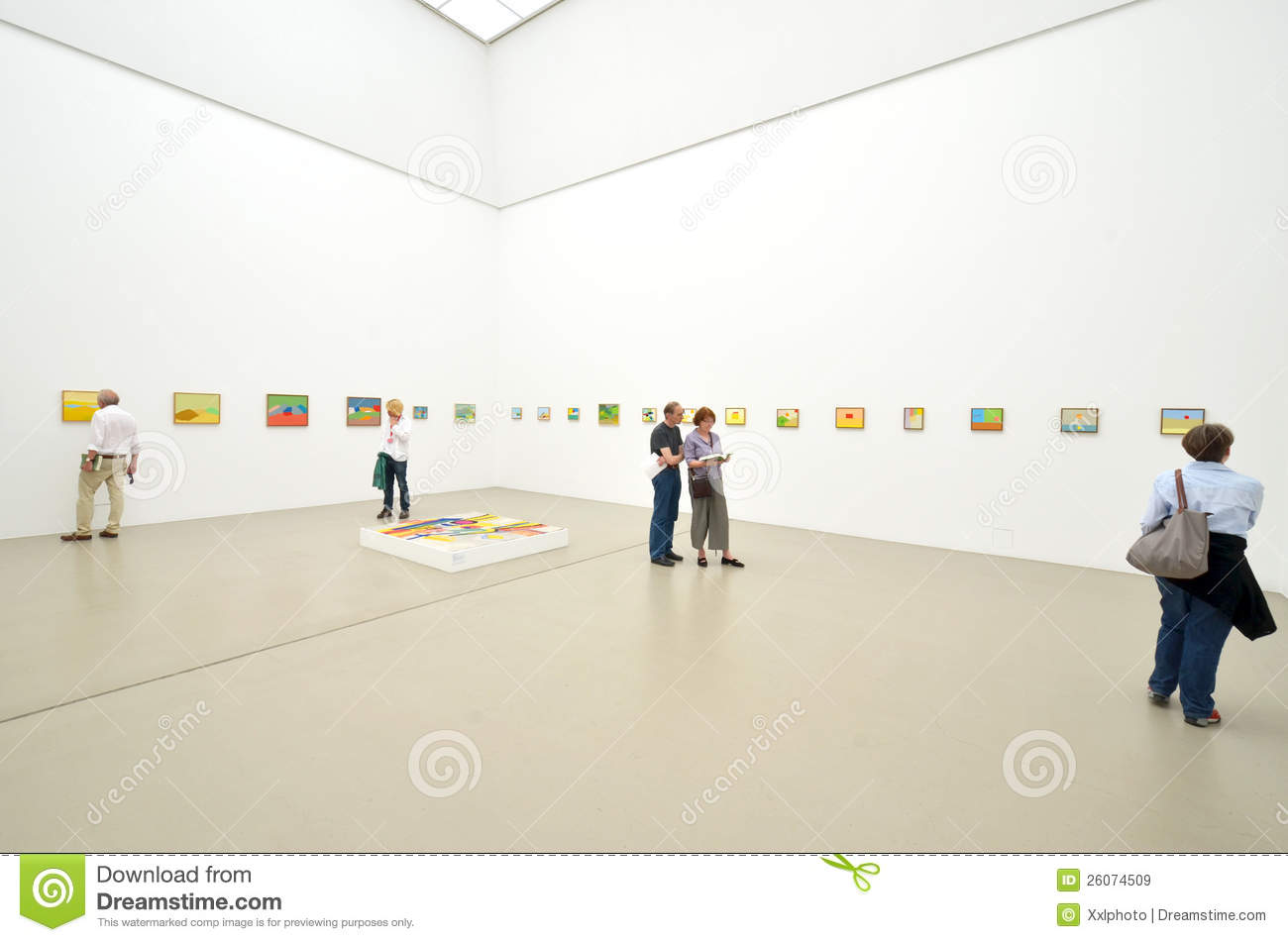 Art Exhibition Documenta In Kassel Editorial Stock Image.