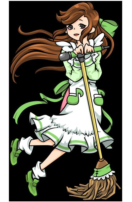 Midorizaki Kasumi.