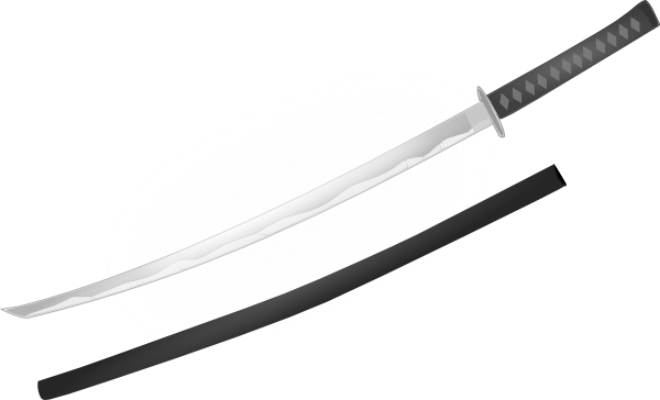 Muramasa Sword Clip Art at Clker.com.