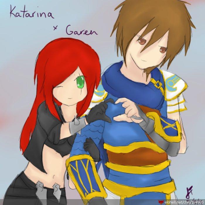Chillout :: KATARINA WITH GAREN.
