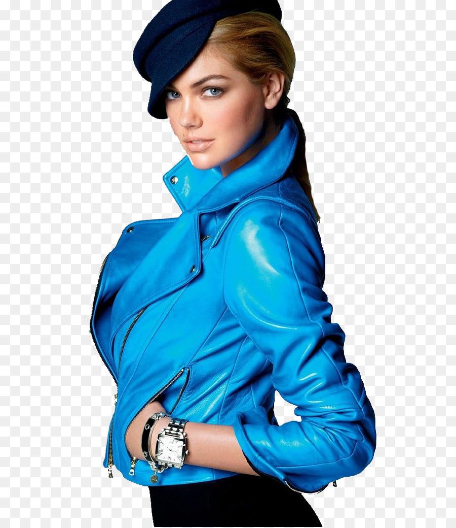 Kate Upton Blue png download.