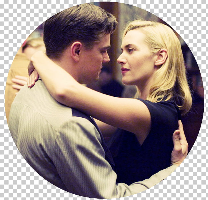 Leonardo DiCaprio Revolutionary Road Titanic Kate Winslet.