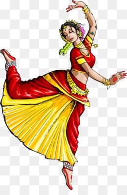 Kathak Dance Png & Free Kathak Dance.png Transparent Images #3729.