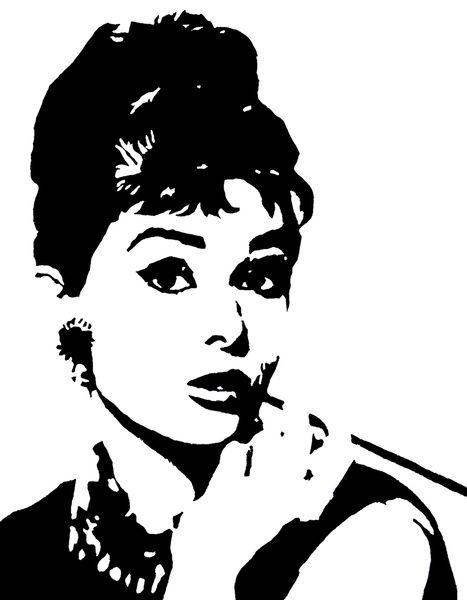 1000+ ideas about Audrey Hepburn Painting on Pinterest.