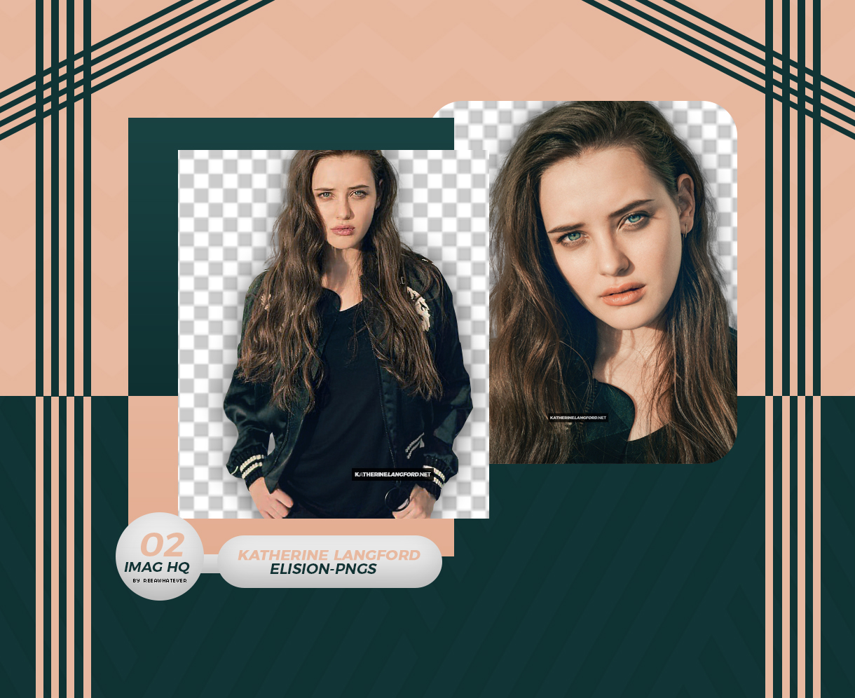 PACK PNG 85 // KATHERINE LANGFORD by ELISION.