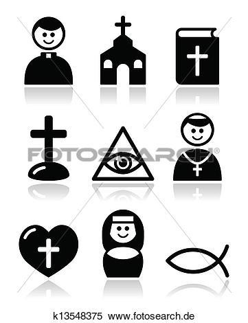 Katholik Clipart Vektor Grafiken. 11.031 katholik EPS Clip Art.