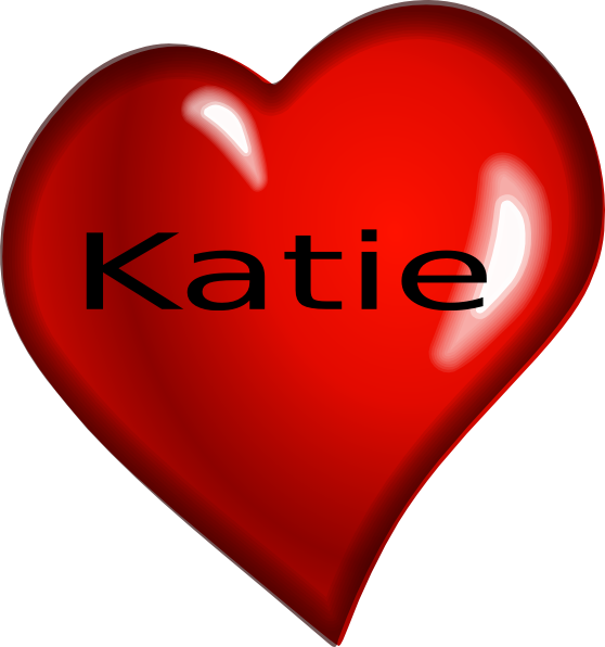 Gallery For > Katie Name Clipart.