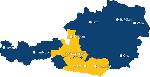 Wettervorschau für Ihren Skiurlaub in Salzburg/Kärnten.