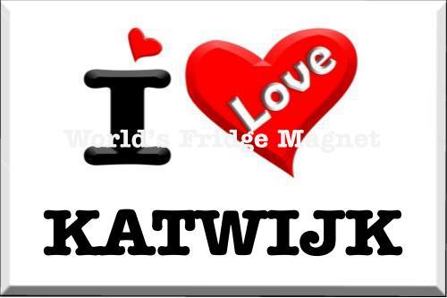 I love KATWIJK.