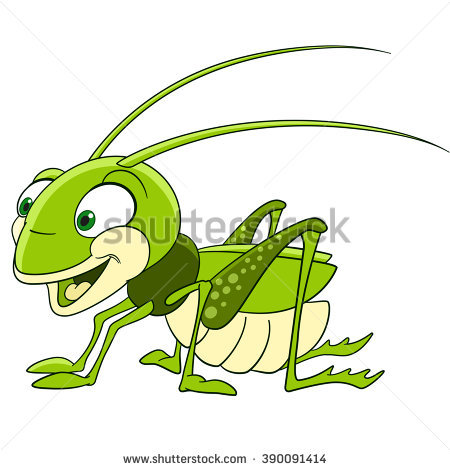 Katydid Stock Images, Royalty.
