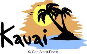 Kauai Vector Clip Art EPS Images. 44 Kauai clipart vector.