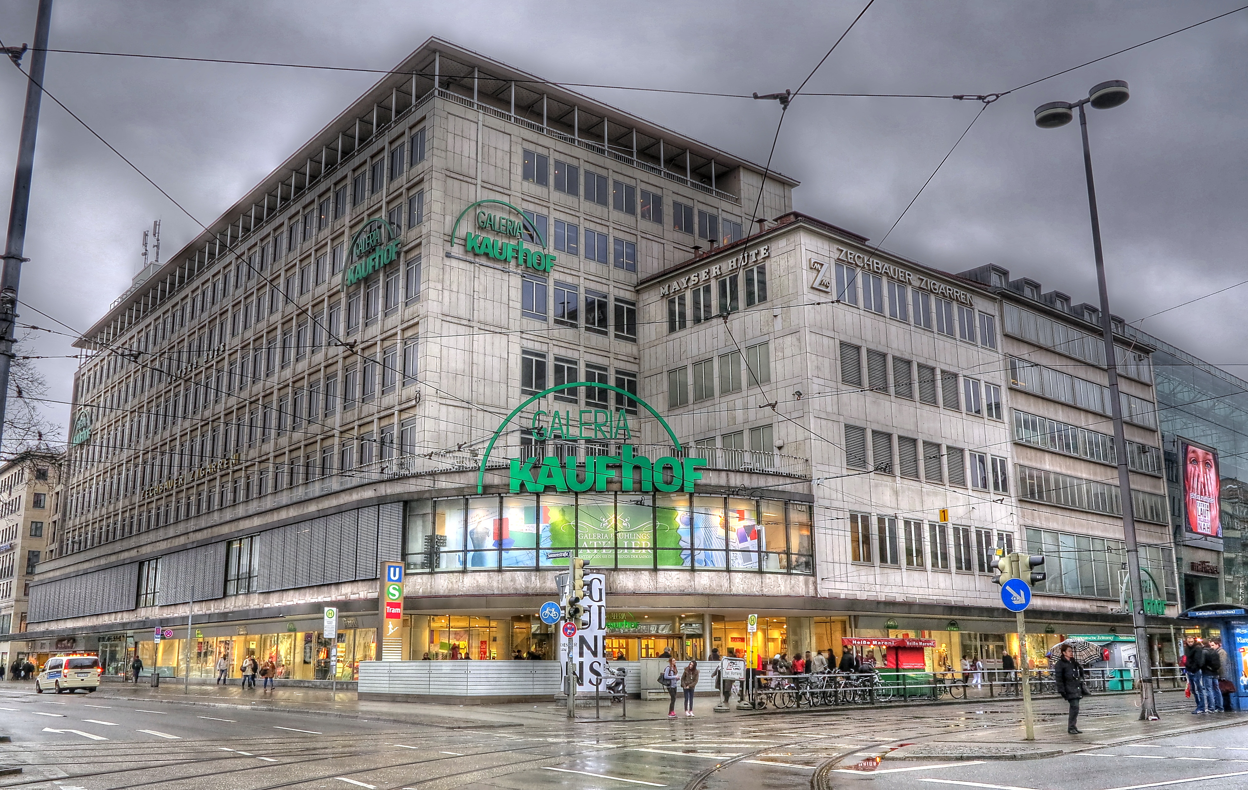 Kaufhof.