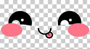 190 kawaii Face PNG cliparts for free download.
