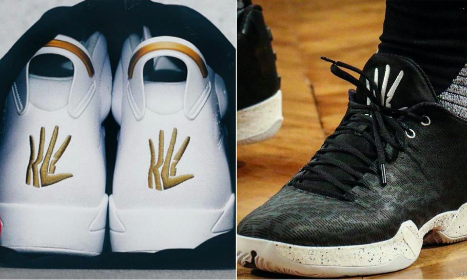 Kawhi Leonard Sues Nike Over Logo.
