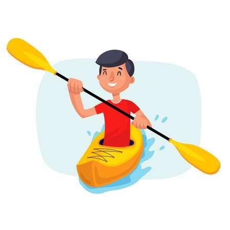 6,246 Kayak Stock Vector Illustration And Royalty Free Kayak Clipart.