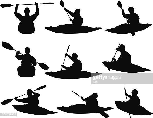 60 Top Kayak Stock Illustrations, Clip art, Cartoons, & Icons.