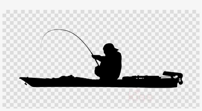 Download Kayak Fishing Vector Clipart Kayak Fishing.