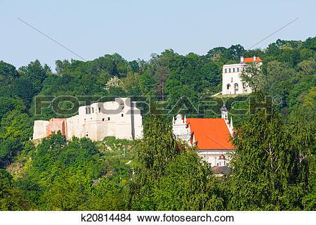 Stock Photo of Kazimierz Dolny, Poland k20814484.
