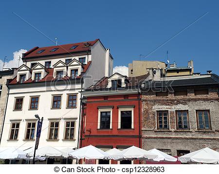 Stock Image of Krakow.