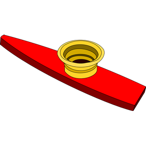 Kazoo clipart, cliparts of Kazoo free download (wmf, eps, emf, svg.