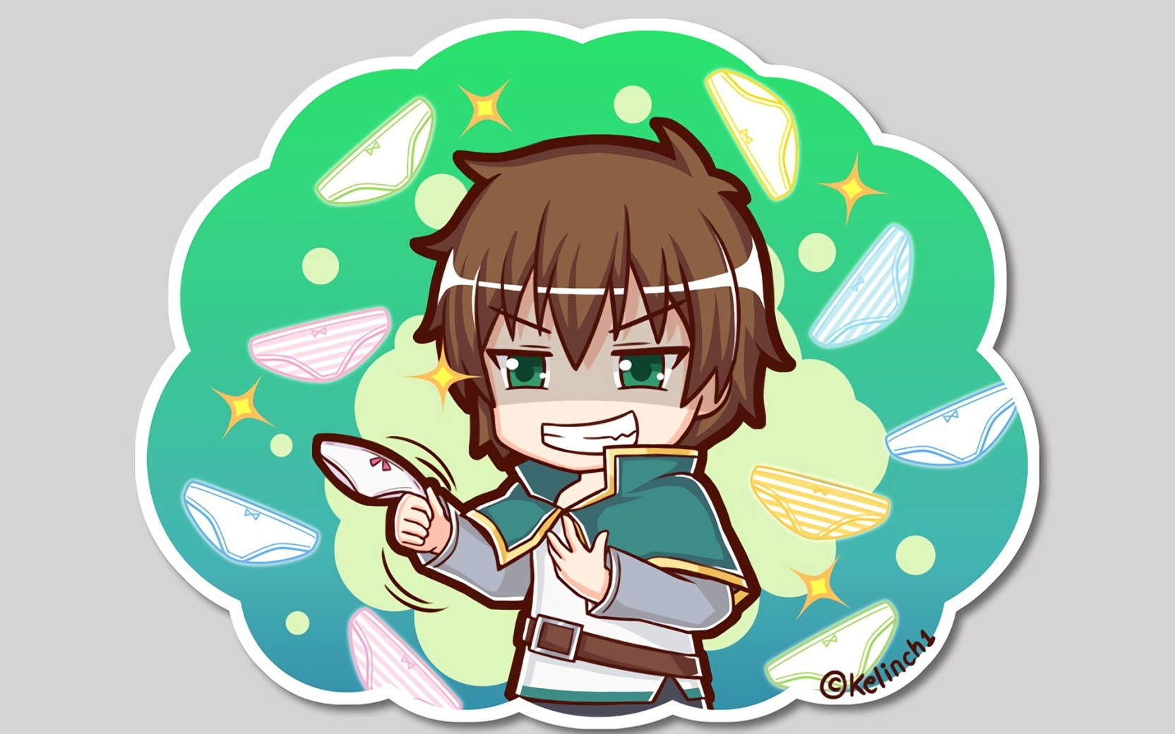 Athah Anime KonoSuba.