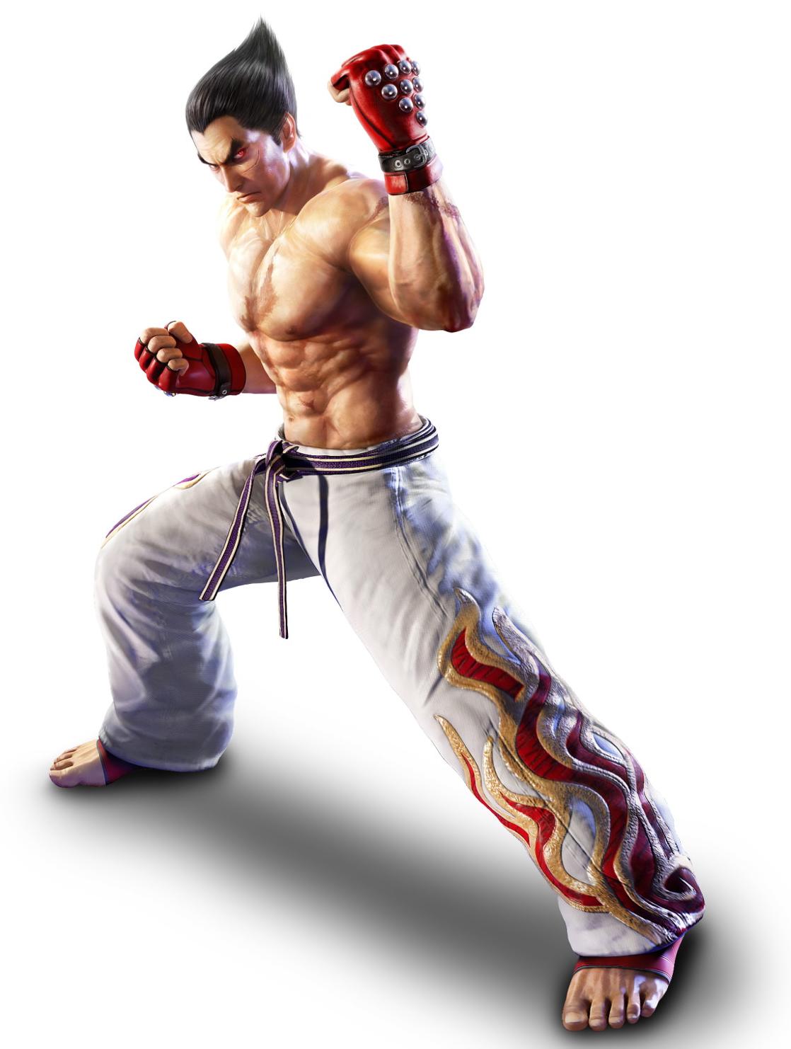 Kazuya Mishima (Tekken).