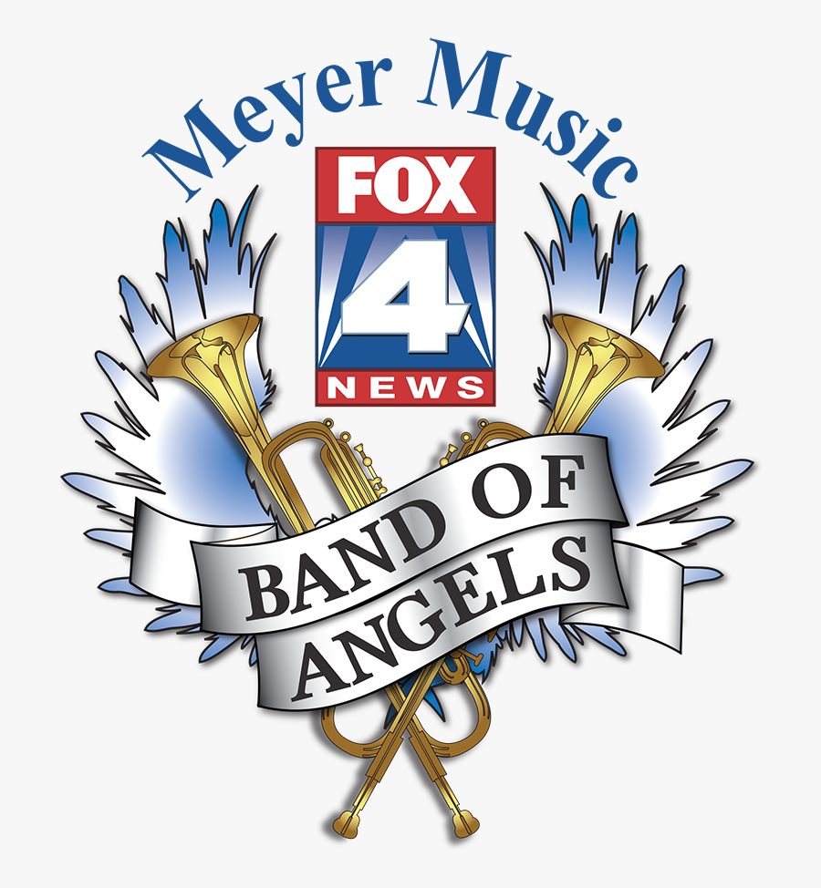 Band Of Angels Kc Logo , Free Transparent Clipart.