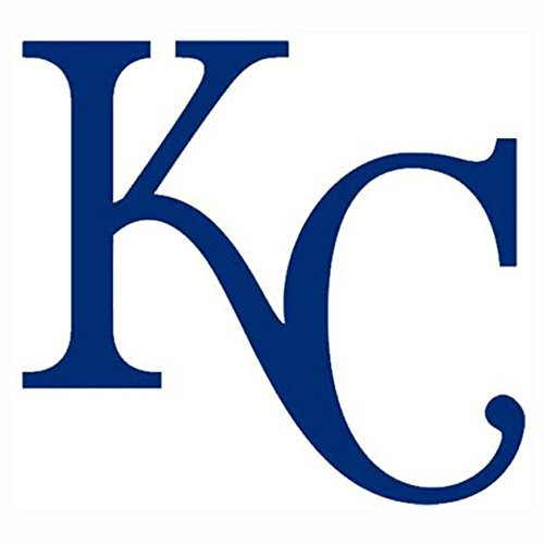 Set of (2)Kansas City Royals MLB 'KC' 3