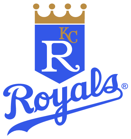 Kansas City Royals Silhouette.