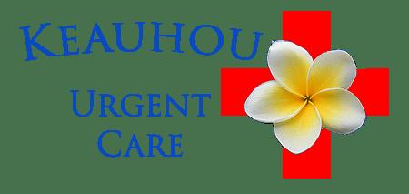 Keauhou Kona Urgent Care Center.