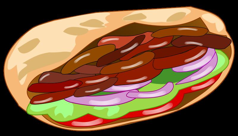 Kebab clipart free.