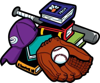 Baseballl books — Keck Memorial Library.