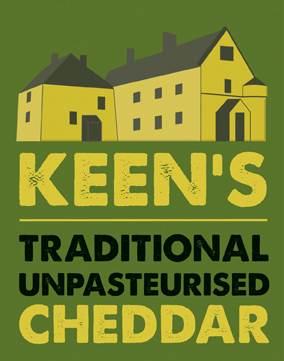 Welcome to the New Look Home of Keen's Cheddar.