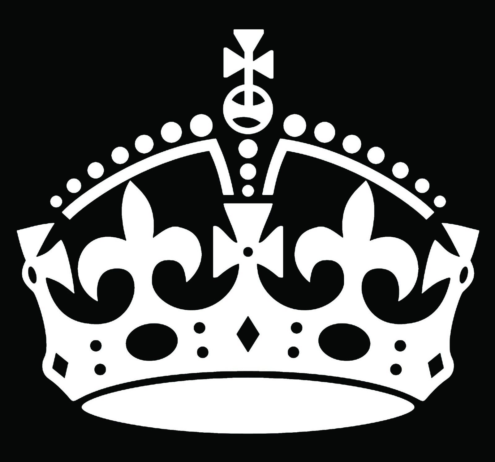 Free Keep Calm Crown, Download Free Clip Art, Free Clip Art.