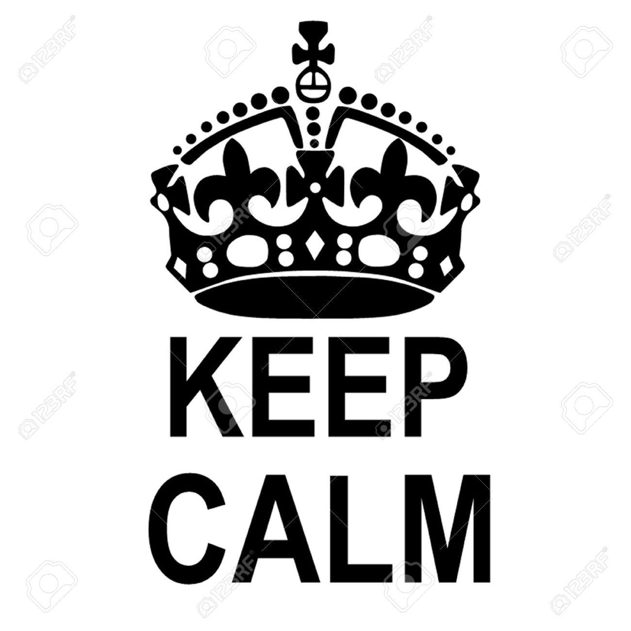 Keep Calm Crown & Free Keep Calm Crown.png Transparent.