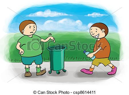 Cleaning Garbage Clipart Clipground