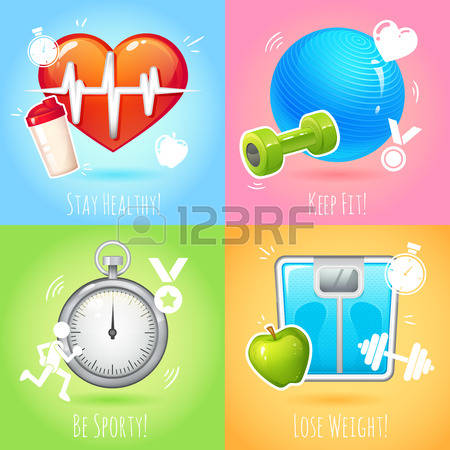377 Keep Fit Stock Illustrations, Cliparts And Royalty Free Keep.